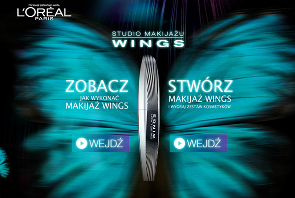L'Oreal Paris‎ – Wings