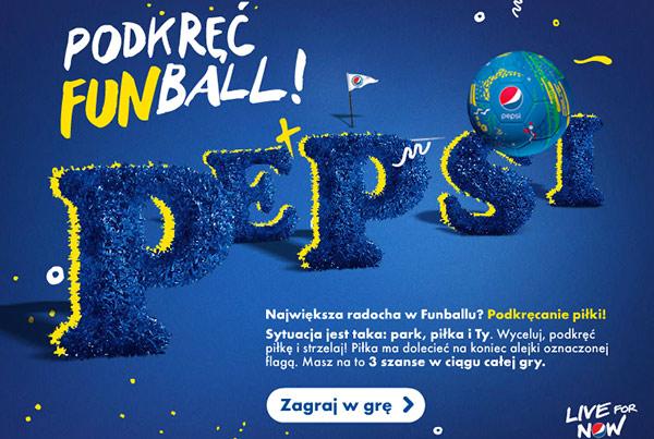 Pepsico Polska – Pepsi FunBall